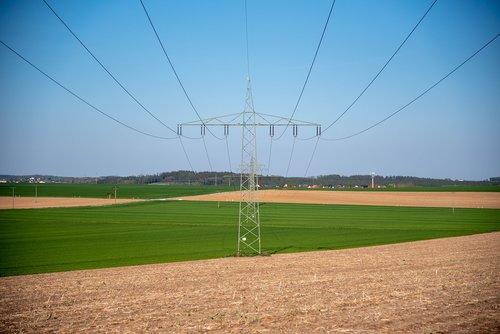 energy  electricity  line