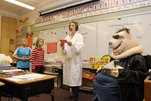 energy hog scientist classroom