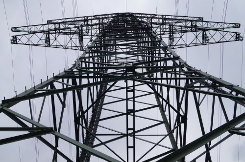energy revolution pylon electricity