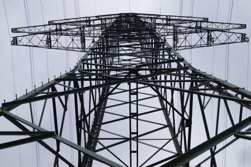 energy revolution pylon electricity
