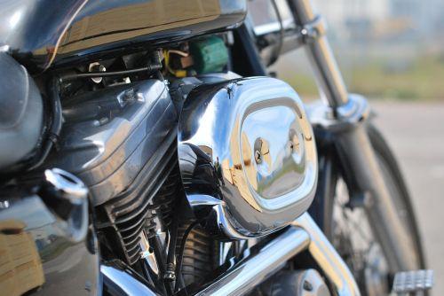engine motor v-twin