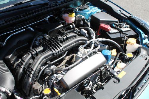 engine subaru boxer engine