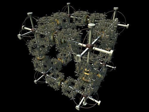 engineering 3d fractal