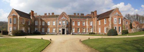 england panorama the vyne