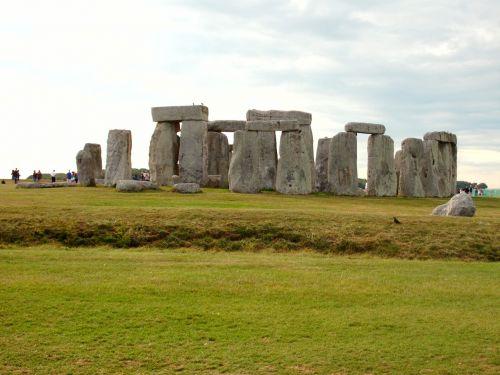 england stonehenge megalithic site