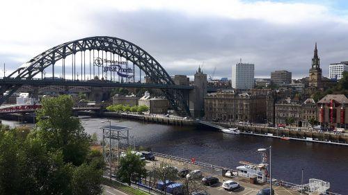 england newcastle bridges