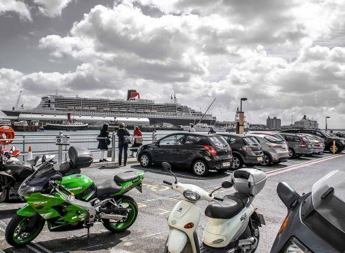 england great britain port