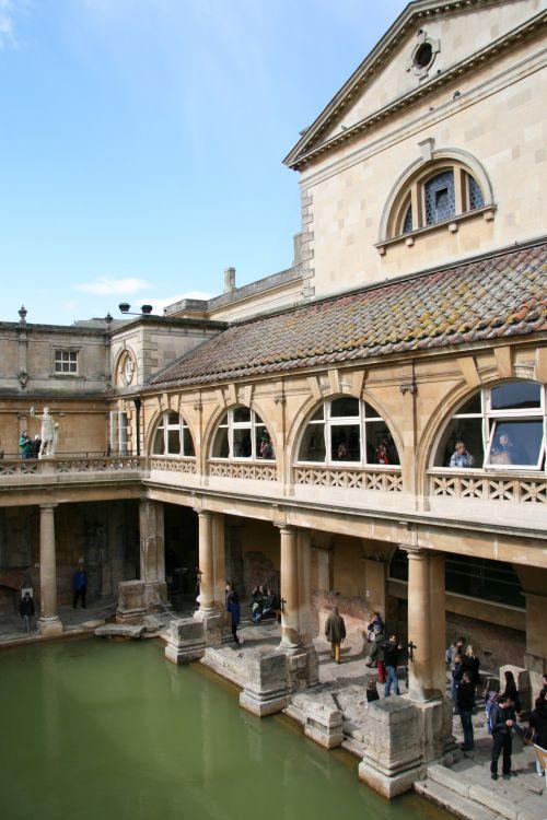 England The Roman Baths
