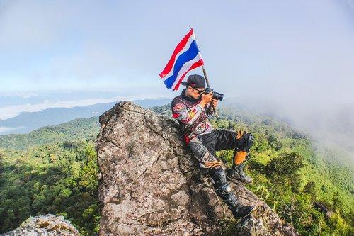 english photo  english man  thailand