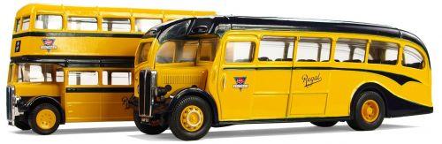 englishe coach buses samlen