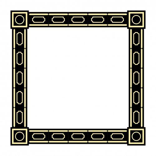 Engraved Frame