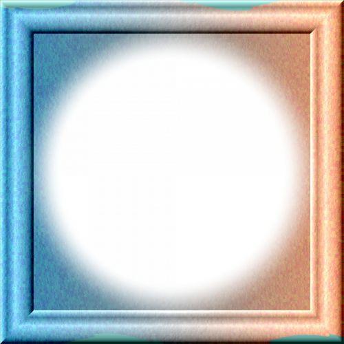 Engraved Style Frame