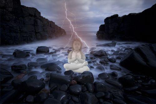 enlightenment lightening water