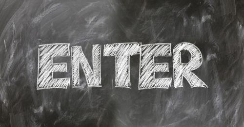 enter input send