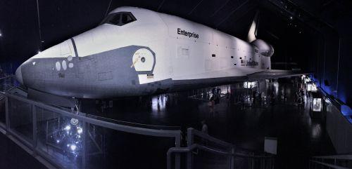 Enterprise Space Shuttle New York