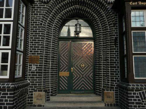 entrance chamber of commerce lüneburg