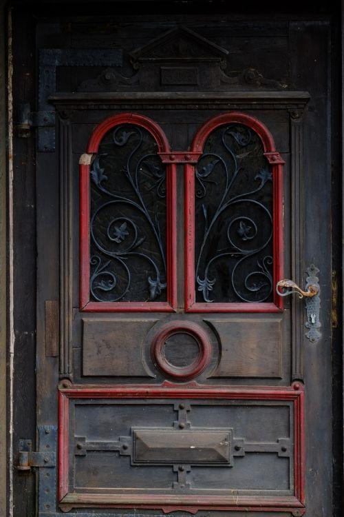 entrance door wooden door input