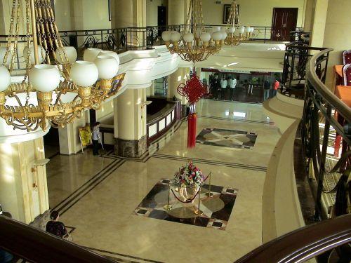 entrance hall hall input