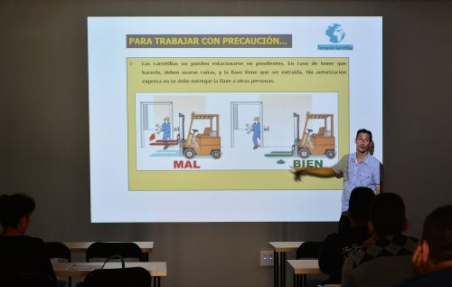 entrepreneur job classroom