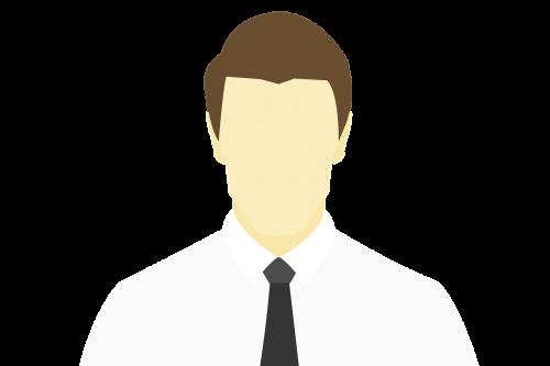 entrepreneur clerk vector image