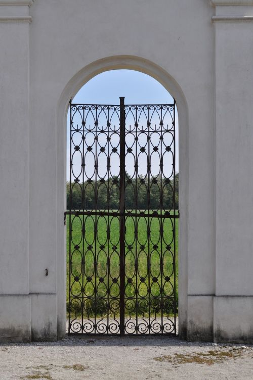 entry gate architecture