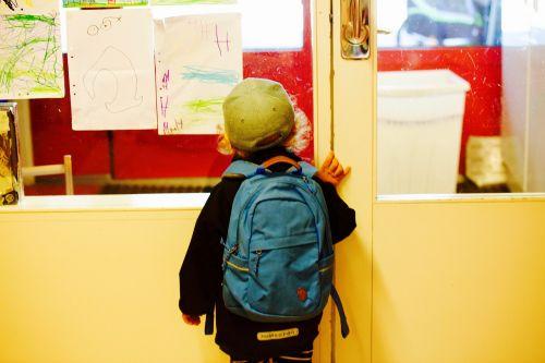 entry to school schoolboy school