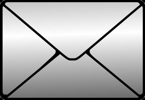 envelope postage letter