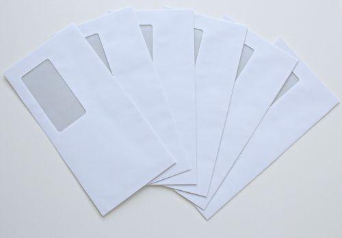 envelope post paper