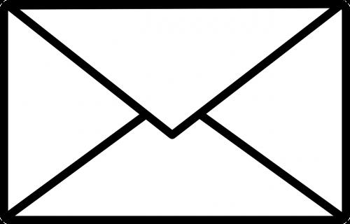 envelope letter message