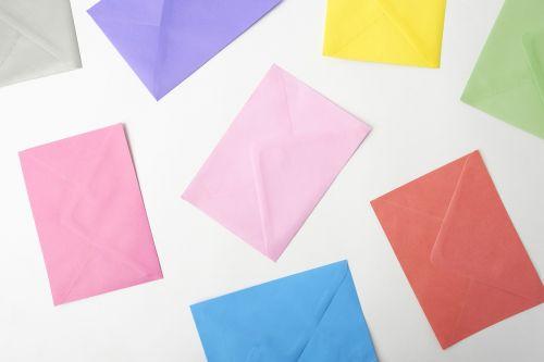 envelope stationery invitations