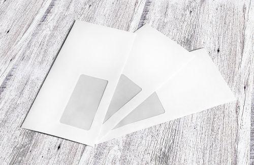 envelope window envelope mailing