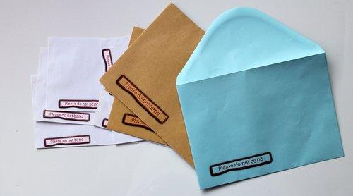 envelope  office  supplies