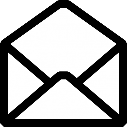 envelope open mail