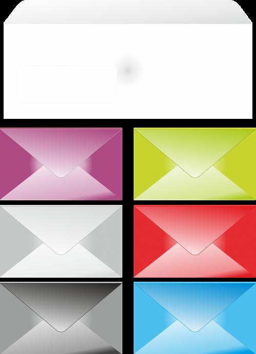 envelope letter letter envelope