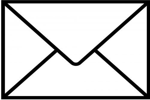 Envelope Silhouette 2