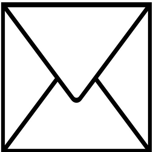 Envelope Silhouette