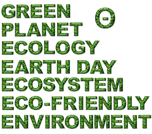environment text words