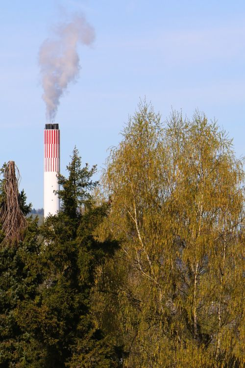 environment chimney exhaust