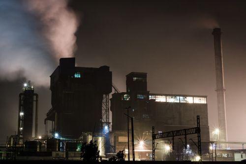 environment pollution burn steam
