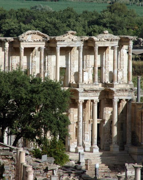 ephesus temple of artemis world's wonder