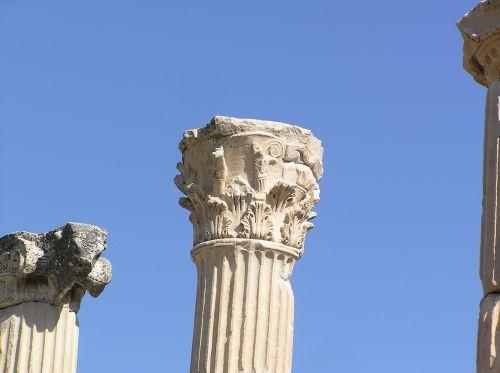ephesus columns archaeology