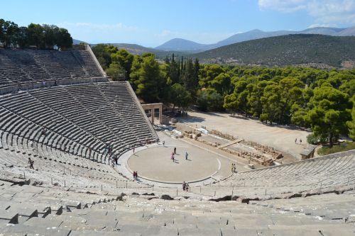 epidaurus greece theatre