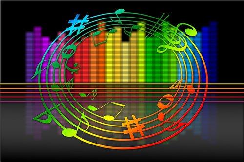 equalizer  music  vanishing point