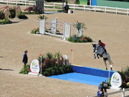 equestrianism heels rio2016