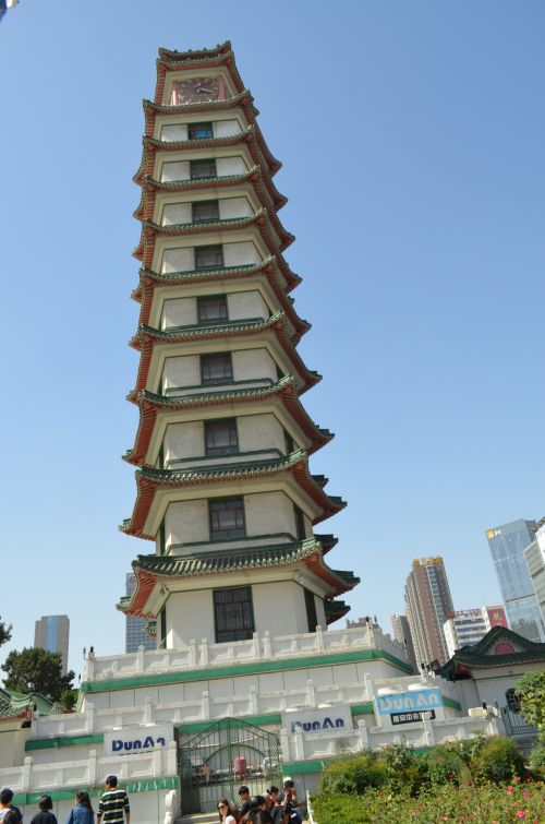 'Er Qi Tower