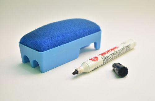eraser marker education