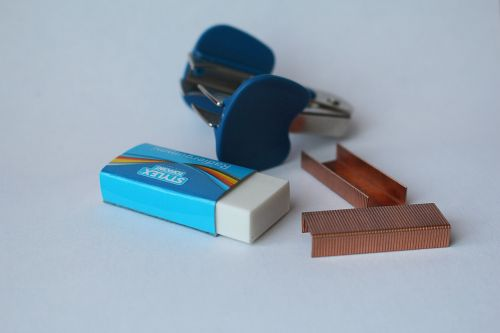 eraser staples staple remover