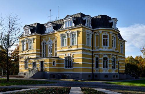 erckens villa architecture building