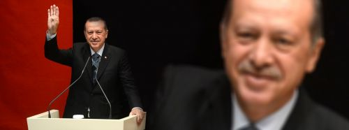 erdogan turkey president