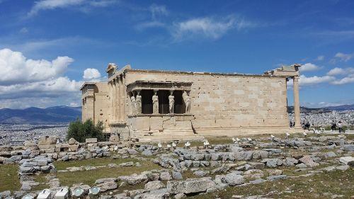 erechtheion athens acropolis